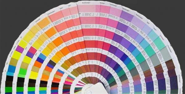 Pms dehuisdrukker for Muestrario de pinturas